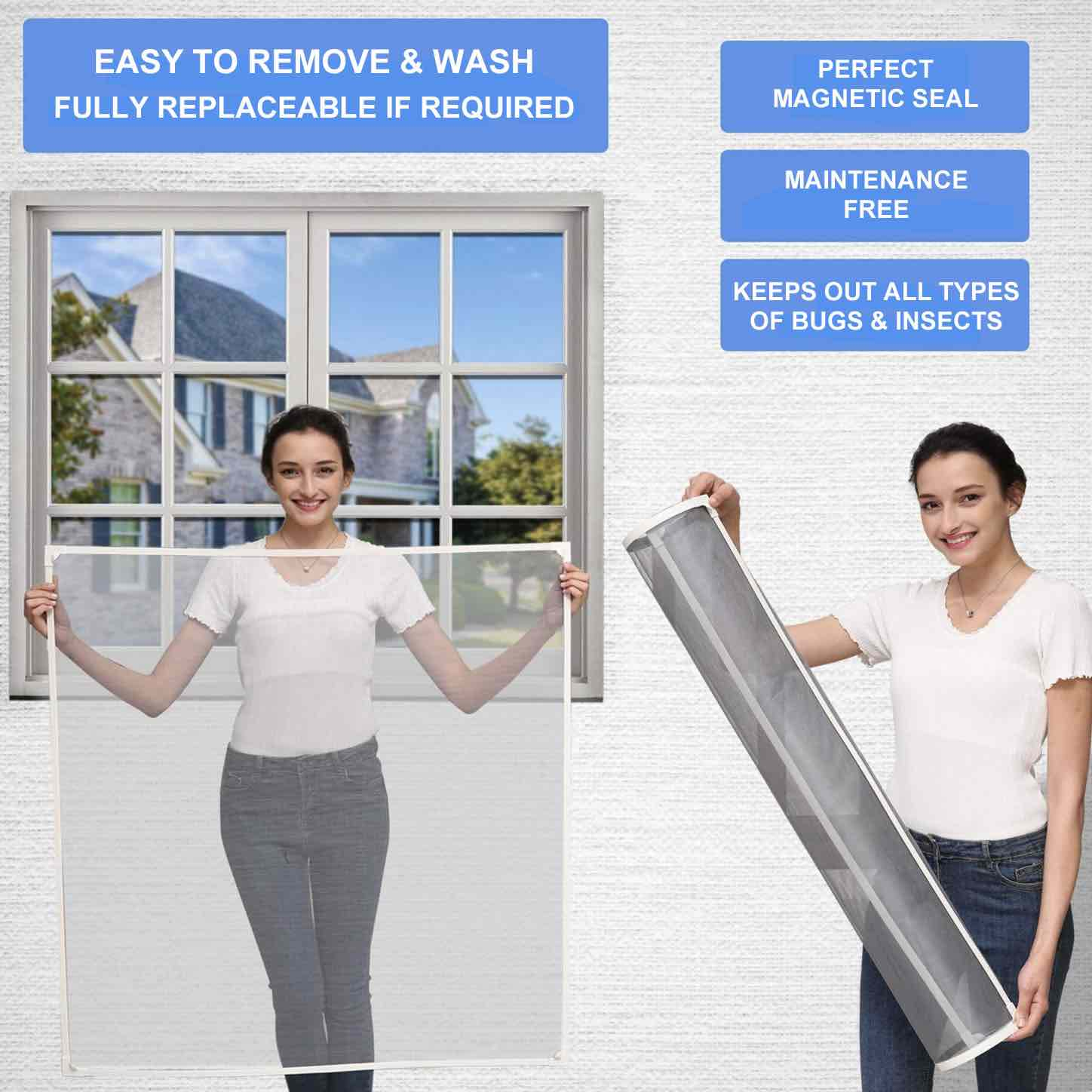 where to buy diy window insect screen online